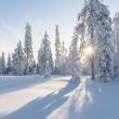 Jak powstaje śnieg?