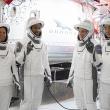 Crew-1 sprowadzone na Ziemię. Lądowanie kapsuły odbyło się w nocy